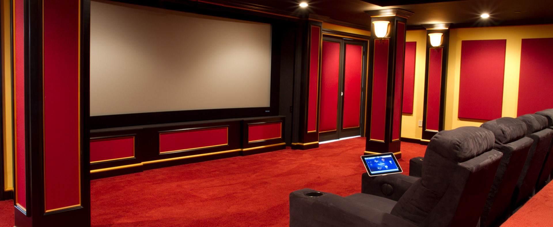 Automating Your Home Theatre