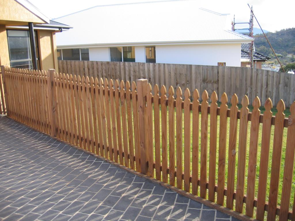 Why a Timber Fence Is Much Better