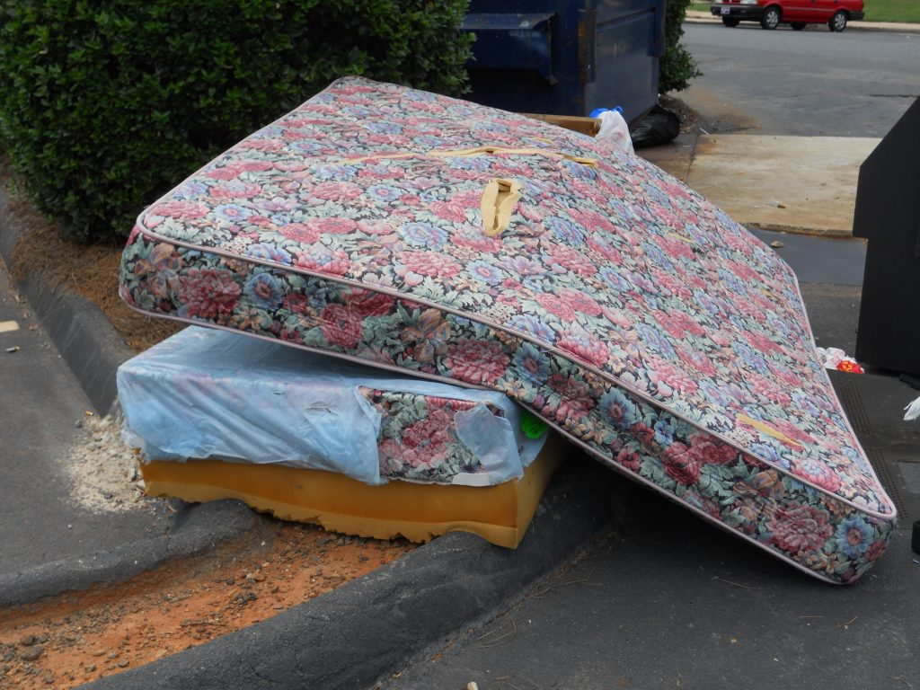 Ways To Recycle Your Old Mattress