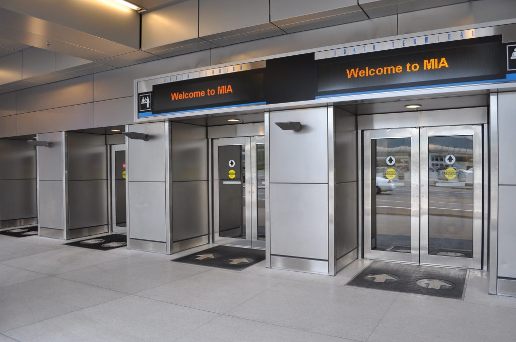 Automatic Doors and Relating Aspects