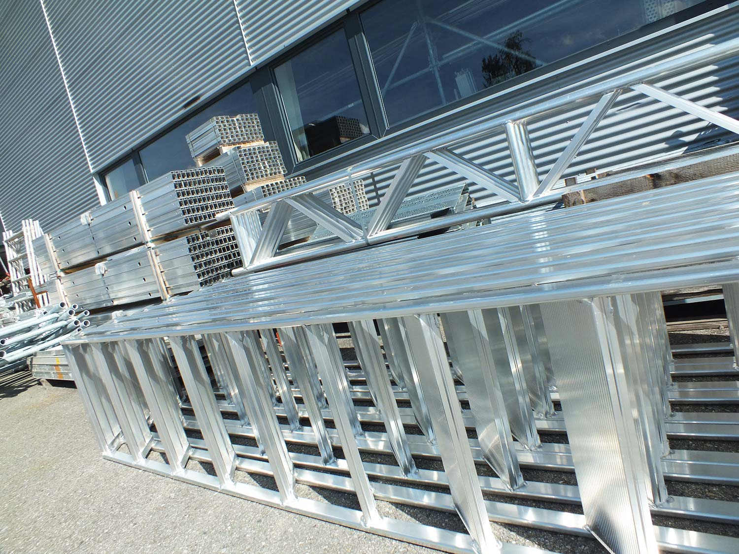 Knowing About Scaffolding Products