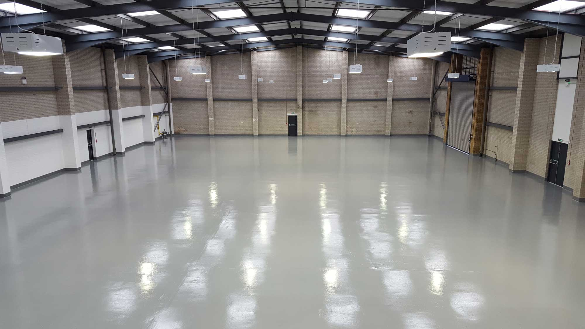 Resin Flooring – Slip Resistant And Safe Also