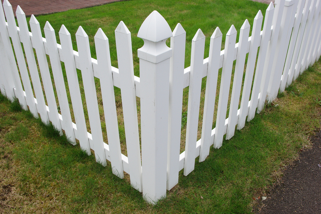 Picket Fences: Attractive and Functional