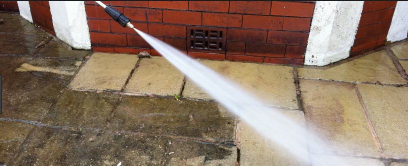 high pressure cleaning Gold Coast