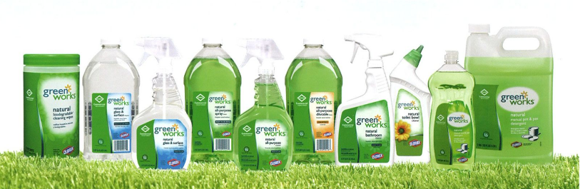 Top Four Benefits Of Green Cleaning Products