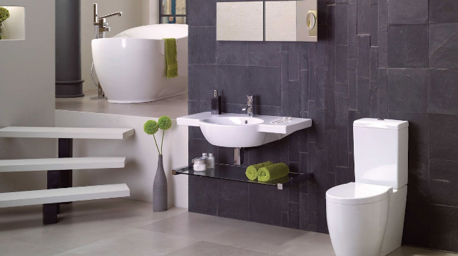 Tips To Design Small Bathroom Spaces