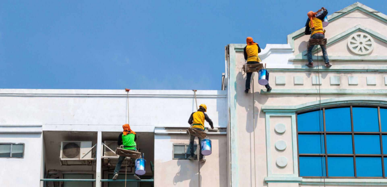 Exterior And Interior House Painters In Auckland