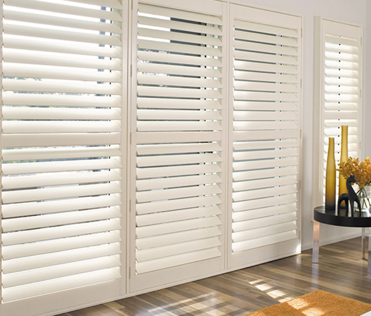 Bring a homely feeling to your new apartments with timber shutters