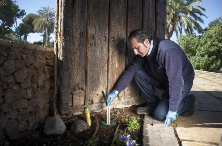 Exterra termite baiting system