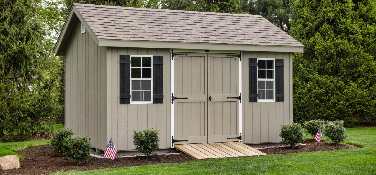 The Speciality And Uses Of Amish Sheds
