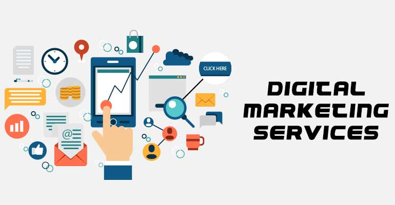 Services Included Digital Marketing!