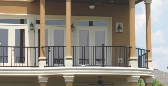 Commercial Balustrade Design Australian Standard