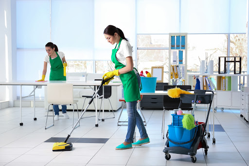 What are the Unique Benefits Cleaning Services?