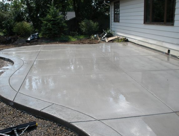Importance of sealing concrete sunshine coast