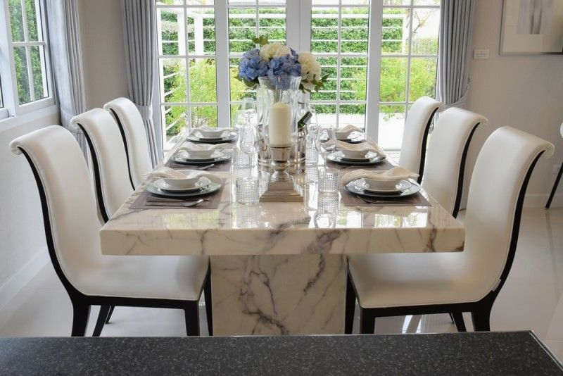 marble dining tables Gold Coast