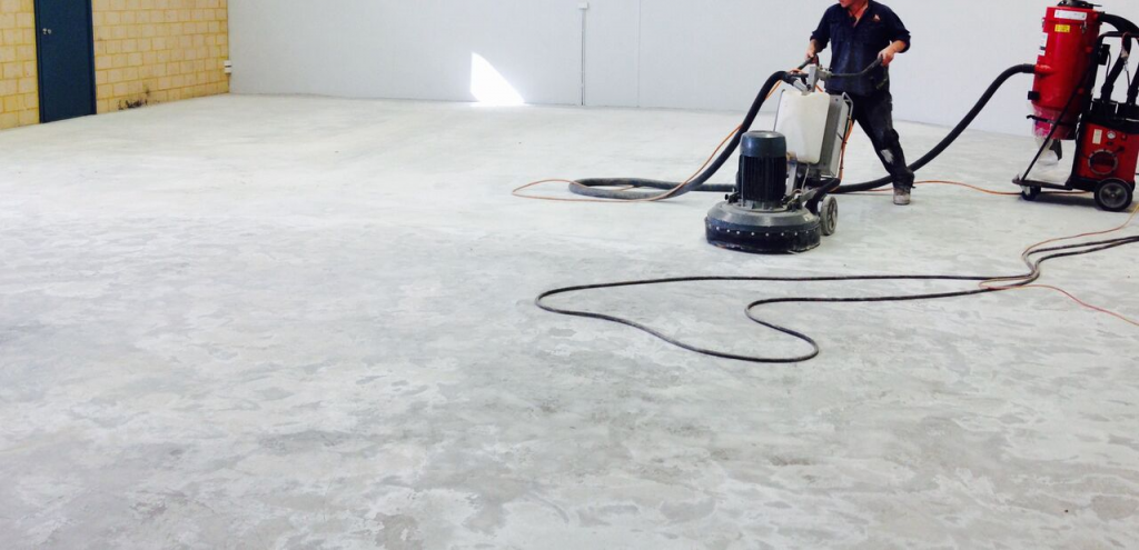 concrete cleaning Perth