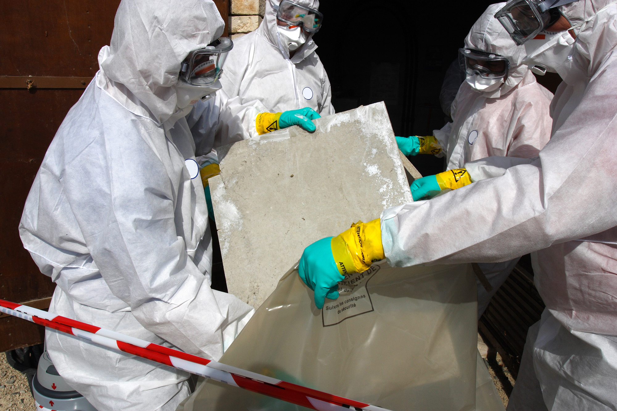 asbestos roofing Hamilton
