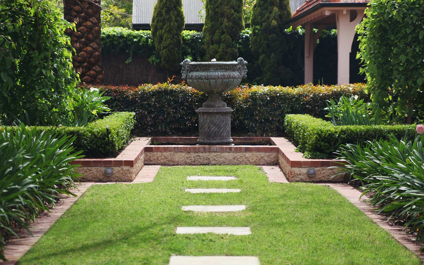 landscape design of Adelaide