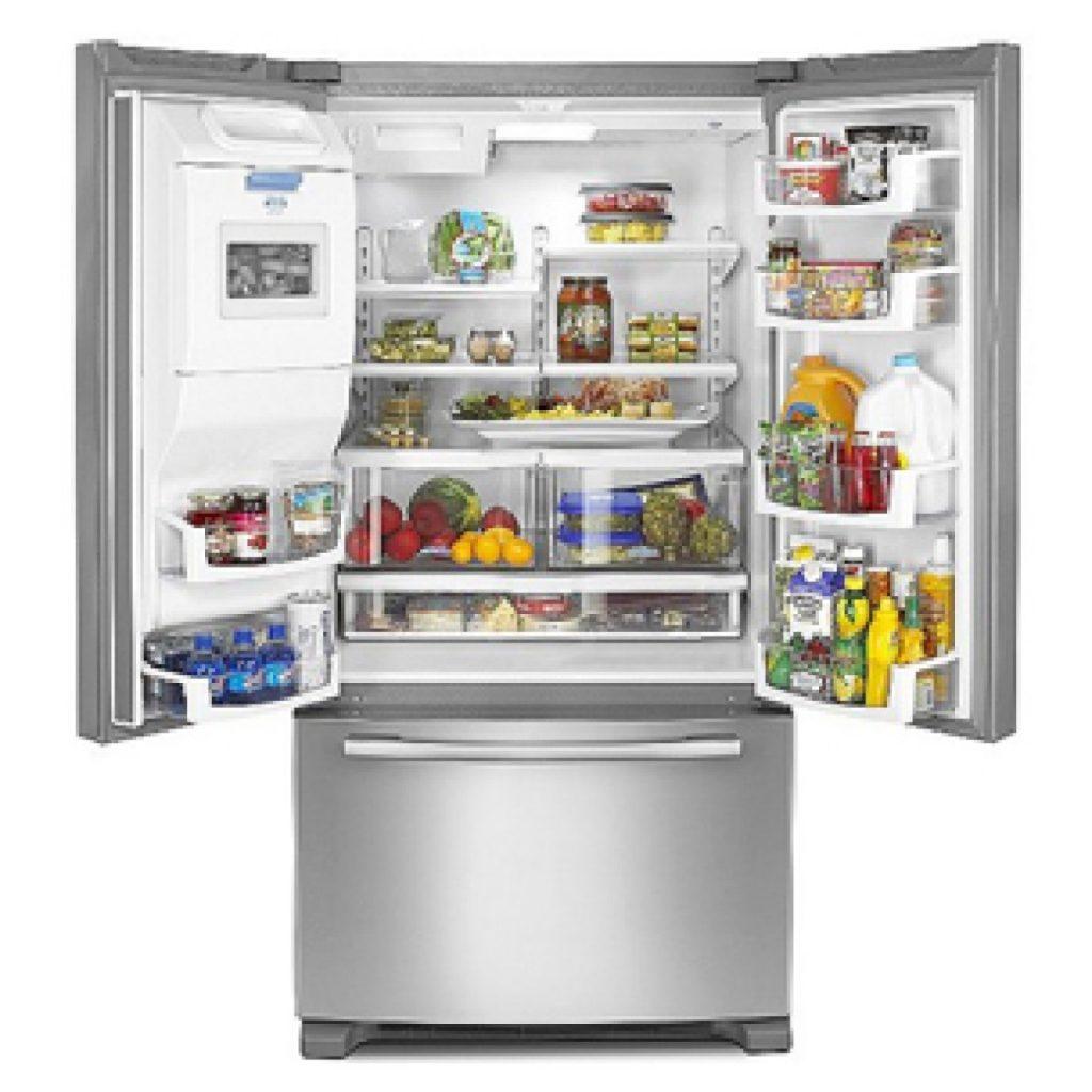 industrial fridge