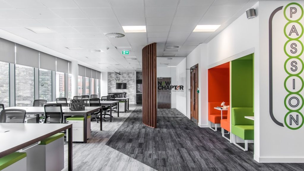 commercial office fit out