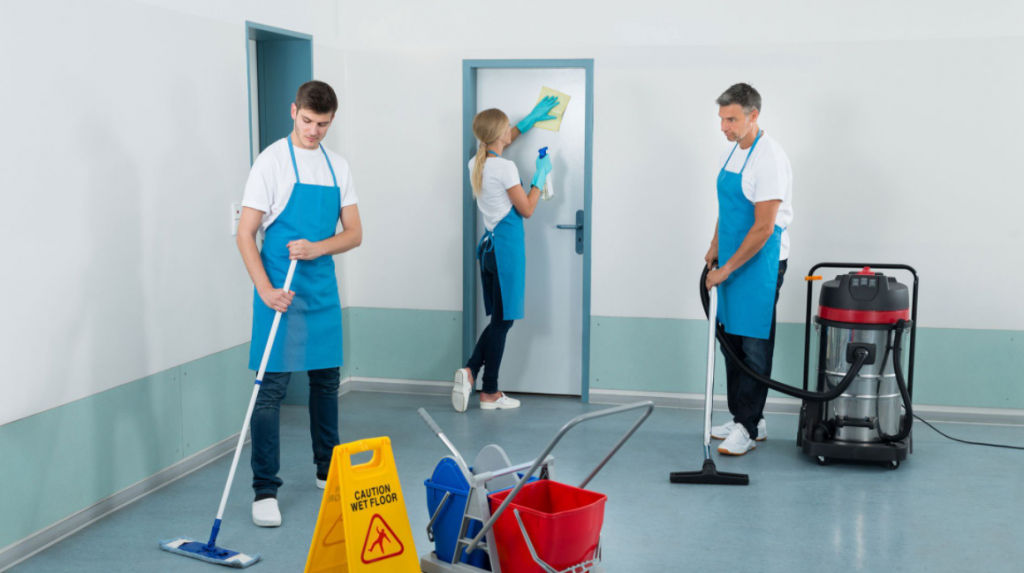 Commercial Property Cleaning