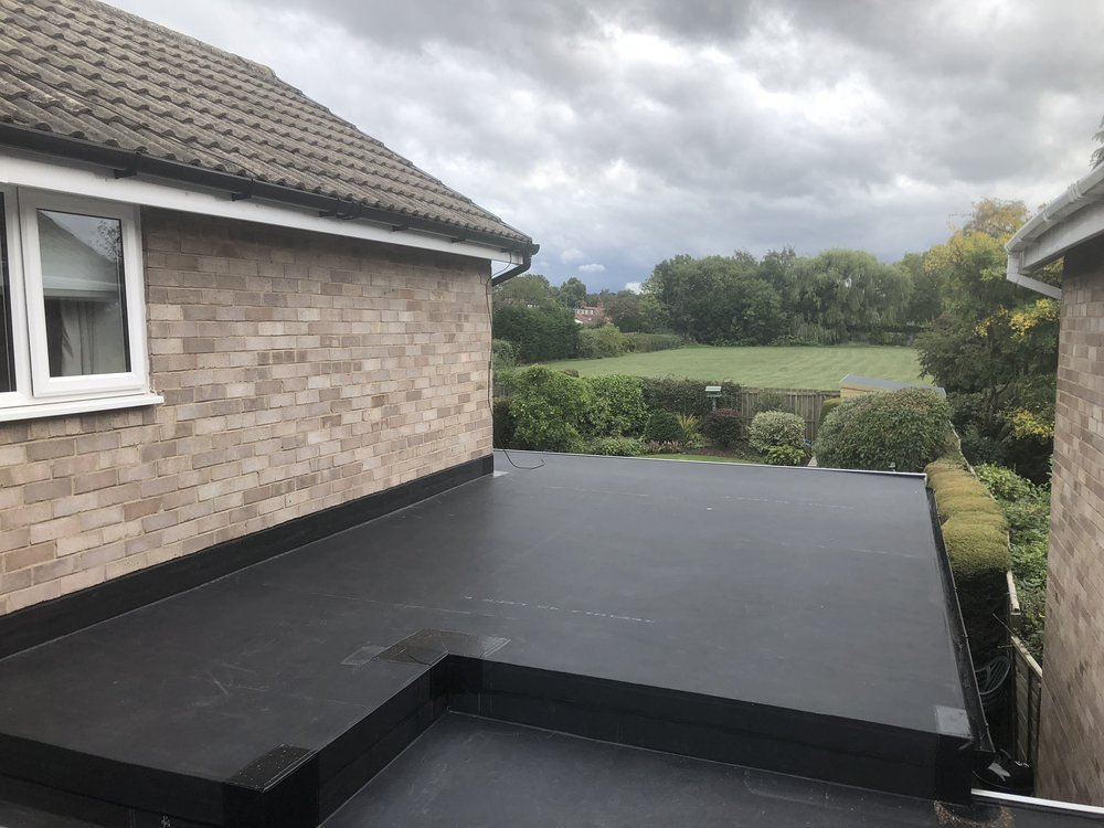 Flat Roof Replacement Newcastle
