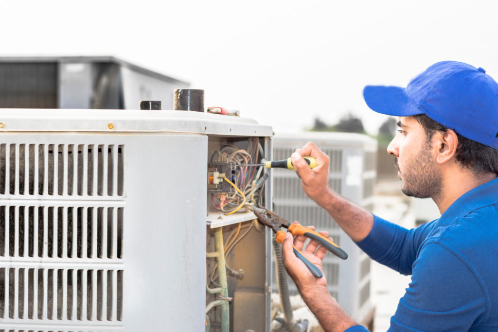 commercial air conditioning unit Sunshine Coast