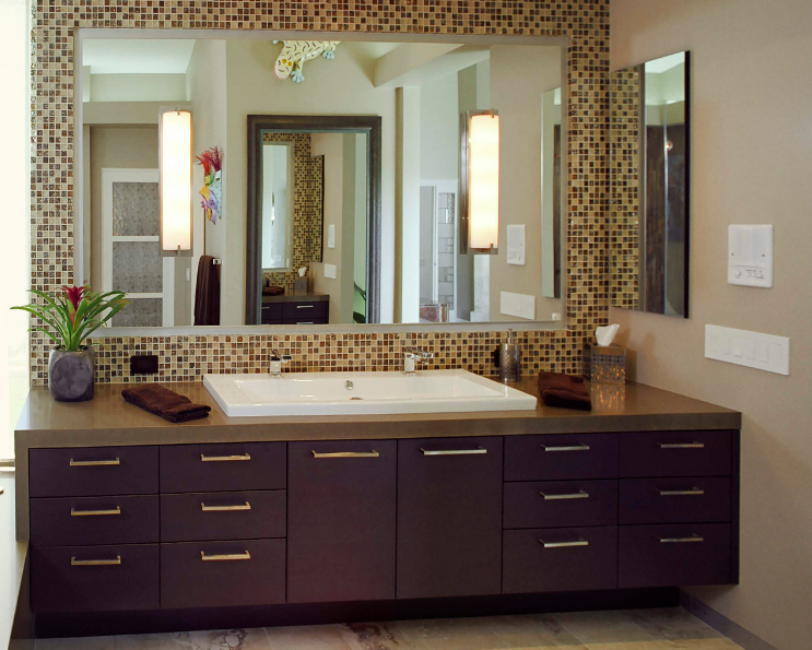 LED Bathroom Mirrors Gold Coast