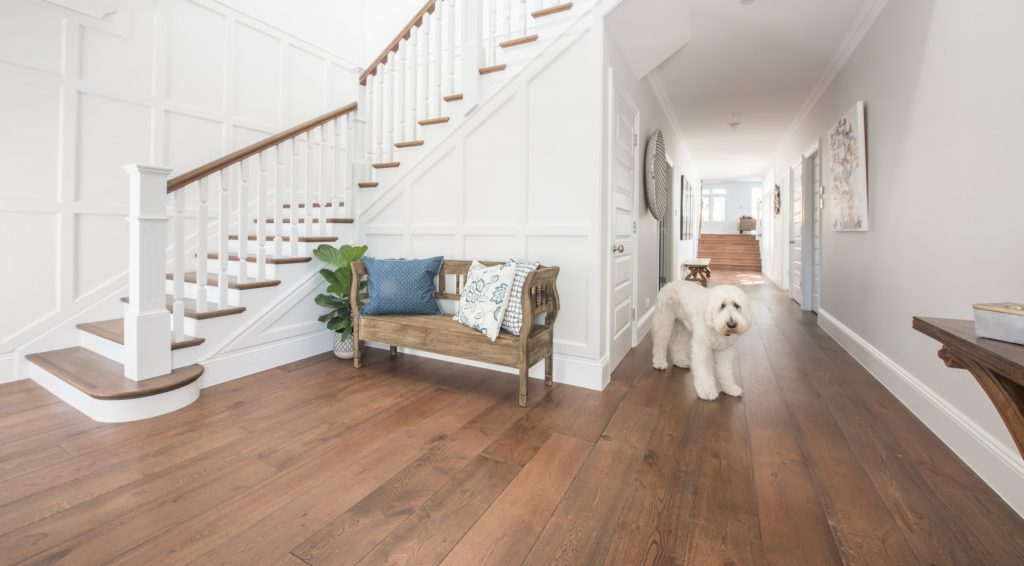 timber flooring for Strata