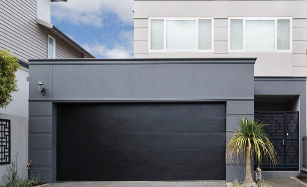 B and D garage door
