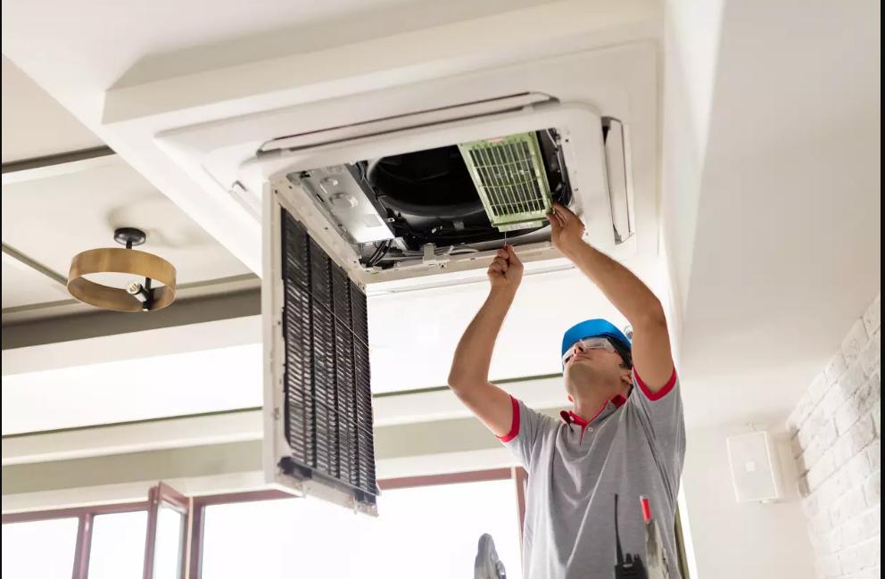 air conditioner installation Seventeen Mile Rocks