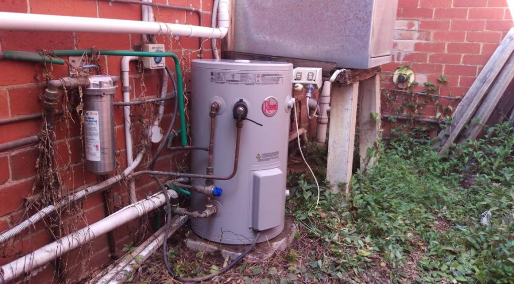 hot water installation Sydney