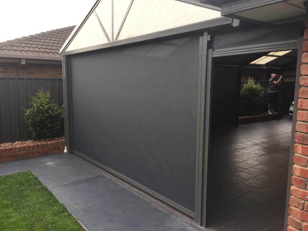 external blinds Sydney