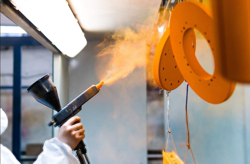 powder coating companies Brisbane