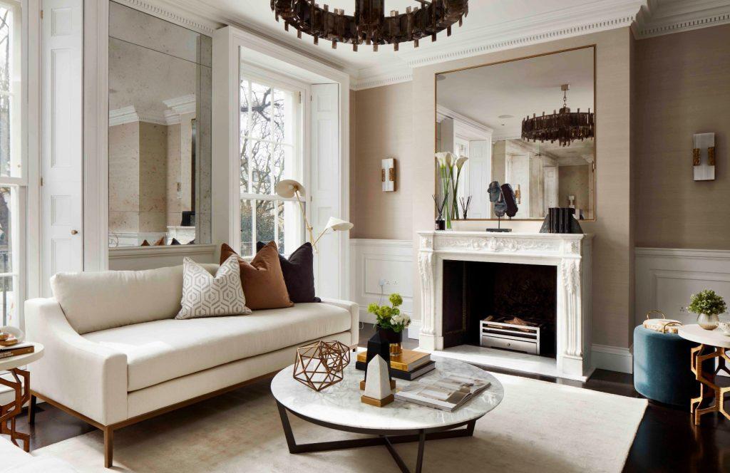 Nigerian interior designer