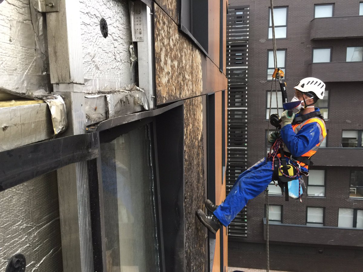 Industrial Rope Access Sydney