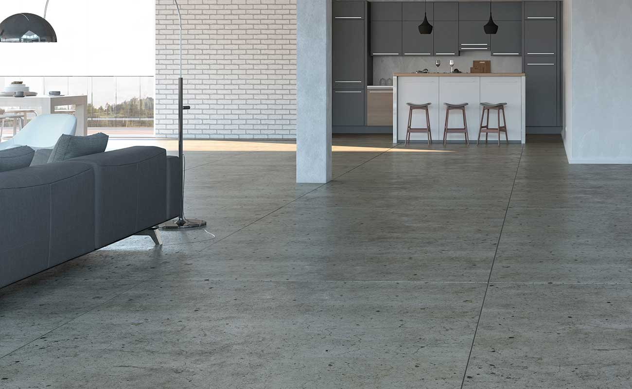 polished concrete floors NZ